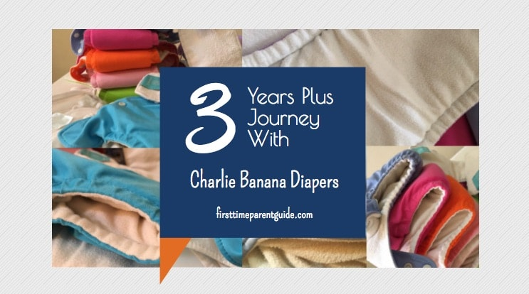 My Charlie Banana One Size Cloth Diapers Review