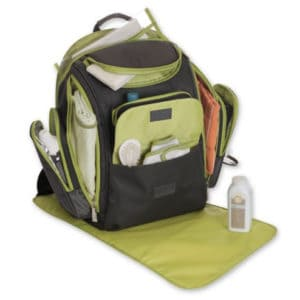 the jeep perfect pockets backpack green