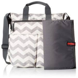 diaper bag with pad