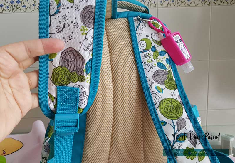 things pack diaper bag