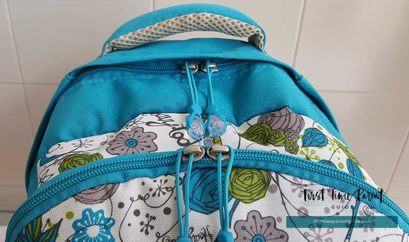the polka dots diaper bags