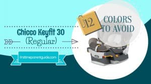 The Chicco Keyfit 30 Car Seat