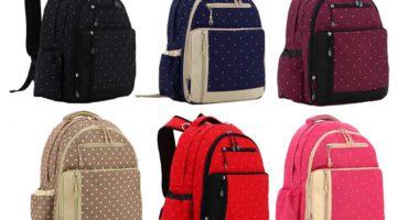 The Affordable Diaper Backpacks: The Multipurpose Backpacks