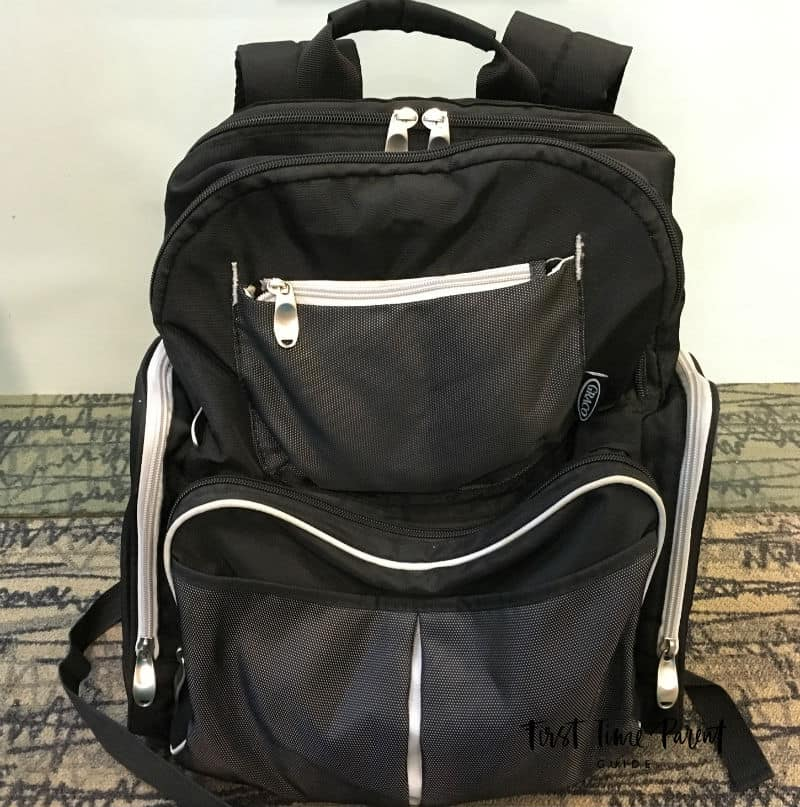 The Best Diaper Bag Backpack Reviews: The Graco Gotham