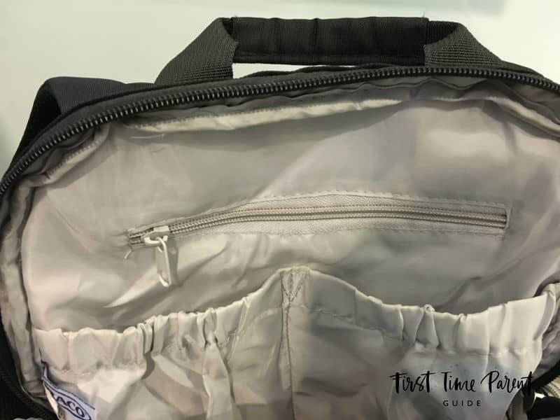 the graco gotham diaper bag