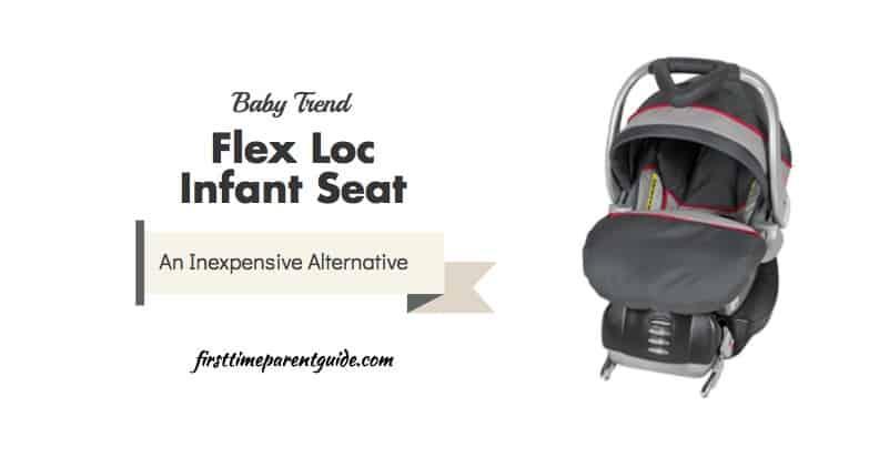 The Baby Trend Flex Loc Car Seat