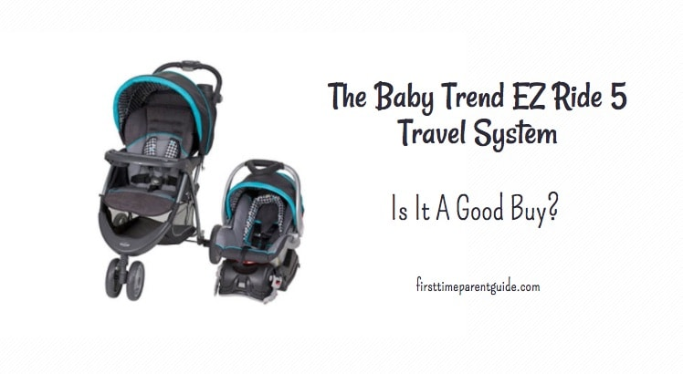 the baby trend ez ride 5 travel system