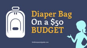 Diaper Bag On A Budget