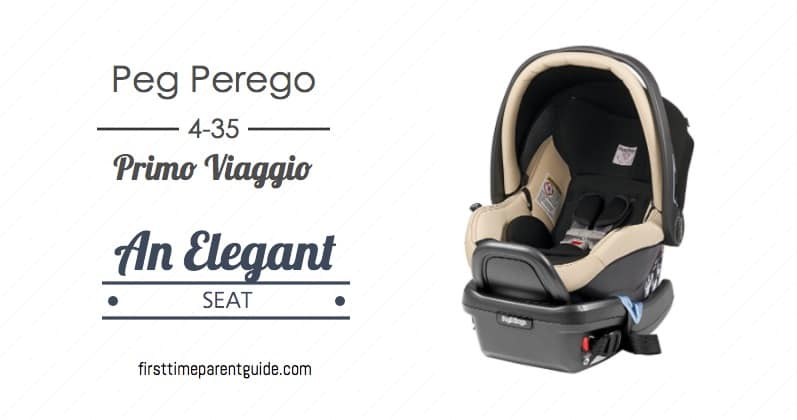 The Peg Perego Primo Viaggio 4 35 Infant Car Seat