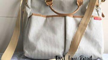 Is The Skip Hop French Stripe Diaper Bag Good Enough?