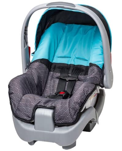 clear and unbiased facts about the evenflo nurture infant car seat. Black Bedroom Furniture Sets. Home Design Ideas