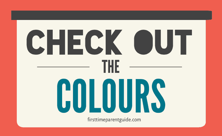check out the colours