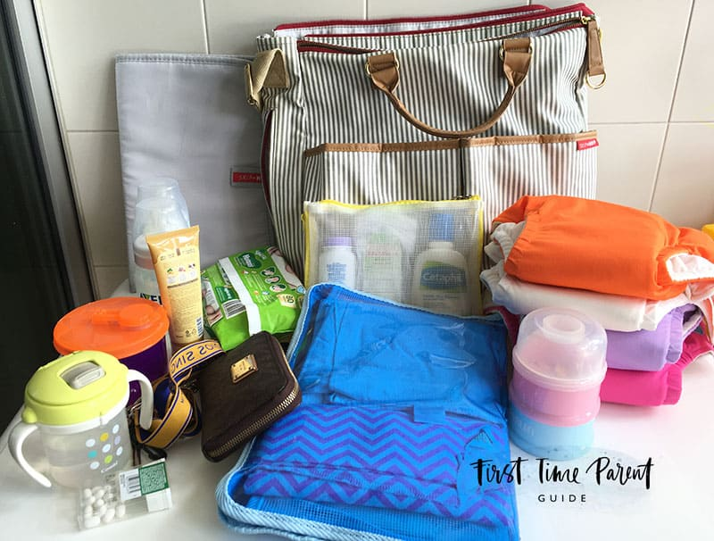 cute stylish diaper bags