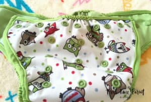 is the best overnight cloth diaper