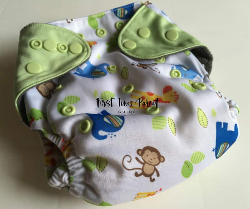 A Top Rated Cloth Diaper