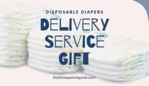 The Disposable Diapers Delivery Service Gift
