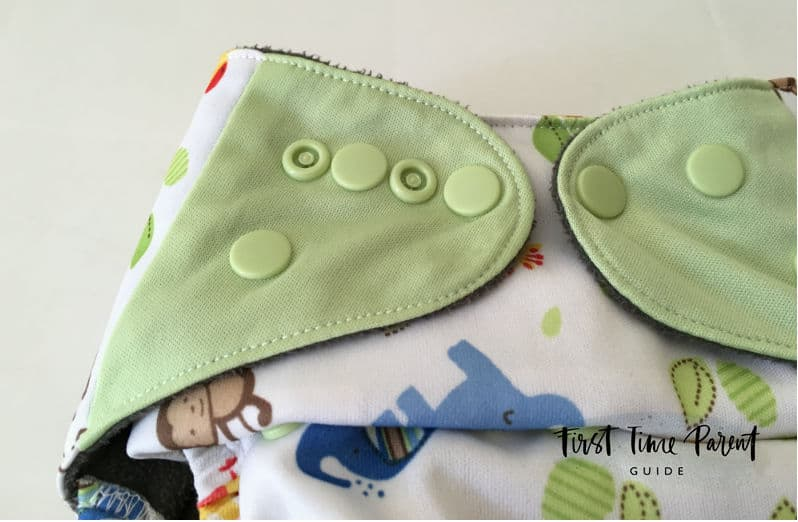 best all one cloth diaper