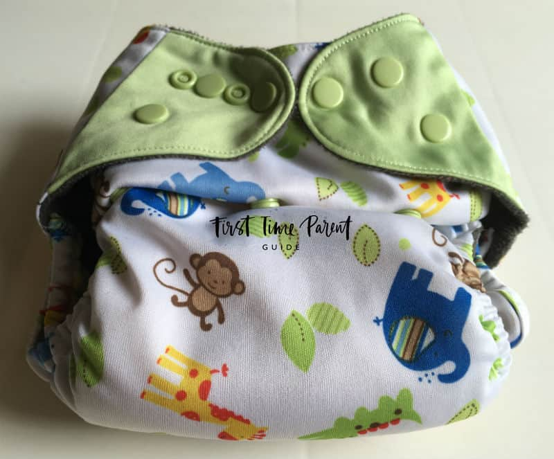 the best rated cloth diapers