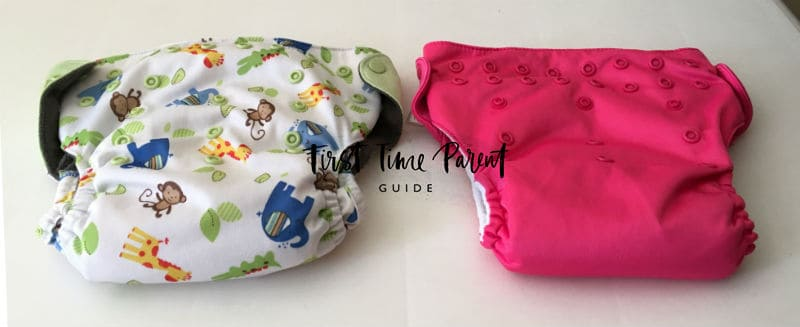 the bumgenius all in one cloth diapers