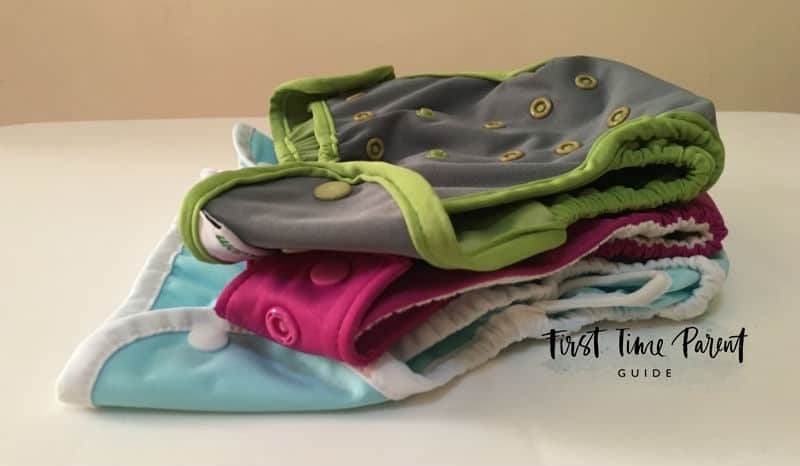 what all in two cloth diaper