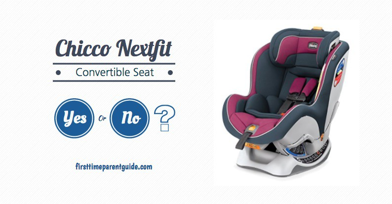 The Chicco Car Seat Nextfit