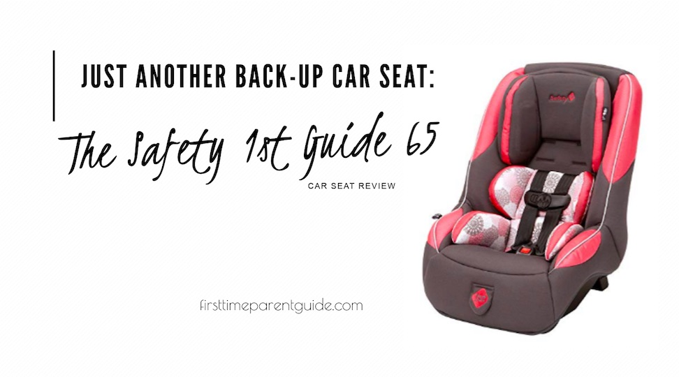 The Safety 1st 65 Convertible Car Seat