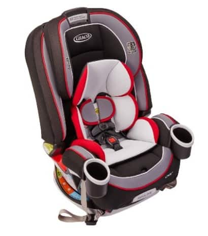 how to install the graco 4ever car seat