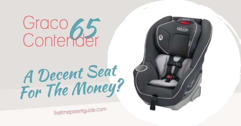 The Graco 65 Convertible Car Seat