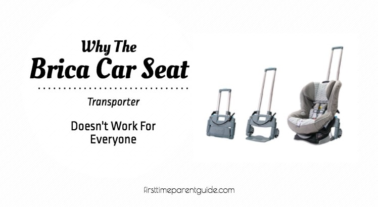 The Brica Car Seat Transporter