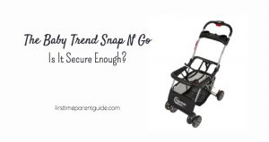 The Snap N Go Infant Car Seat Carrier