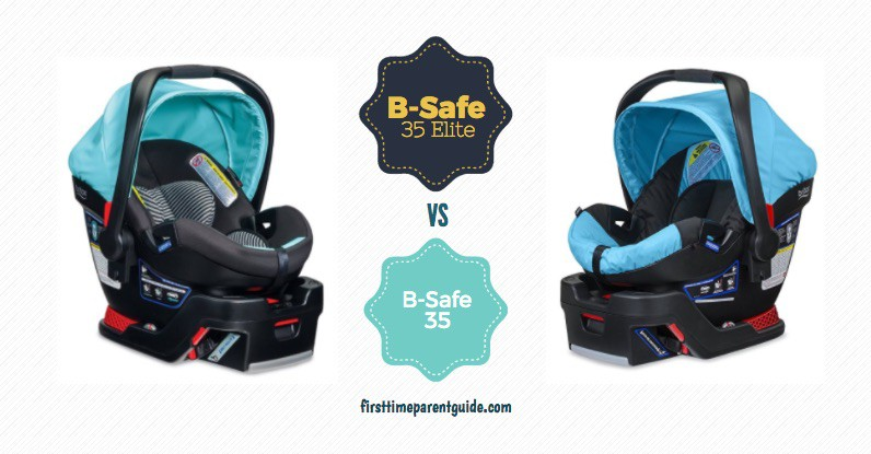 the britax b safe elite 35