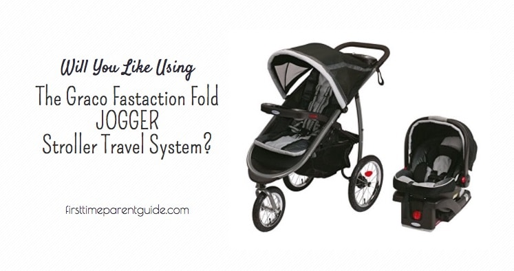 the graco fastaction fold jogger stroller