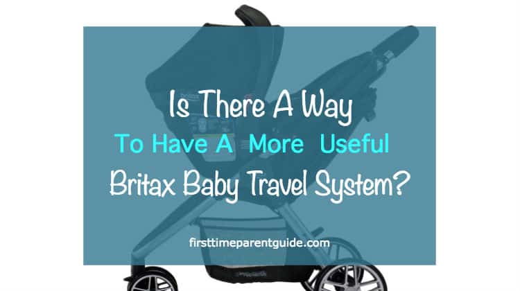 Britax Baby Travel System