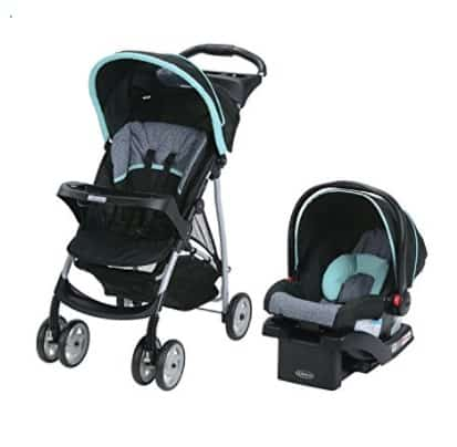 In TheGraco Literider Click Connect Stroller