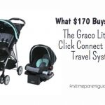 What $170 Buys You In The Graco Literider Click Connect Stroller Travel System