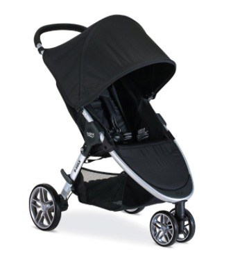 the b agile britax stroller