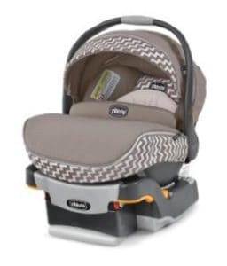 the chicco keyfit 30 infant seat