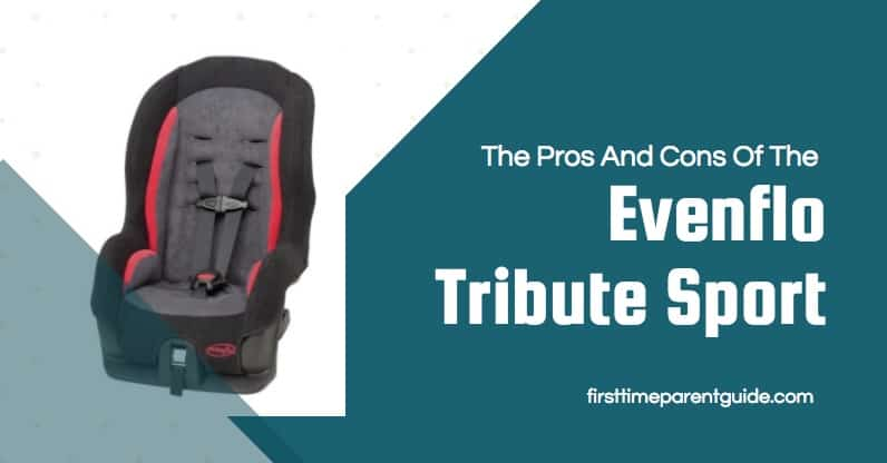The Evenflo Tribute Sport