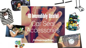 The Child Car Seat Accessories That Are Incredibly Useful
