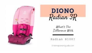 The Diono Radian 3R