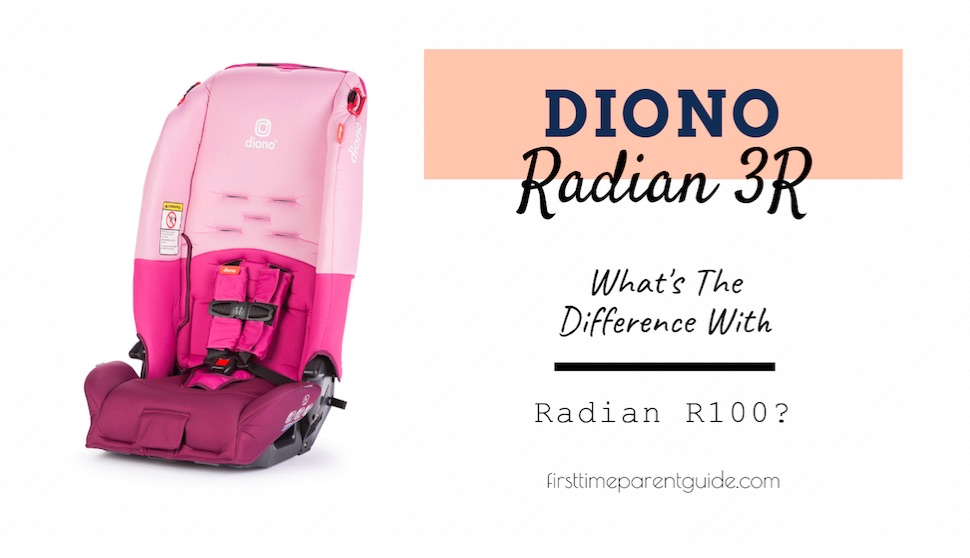 The Diono Radian 3R