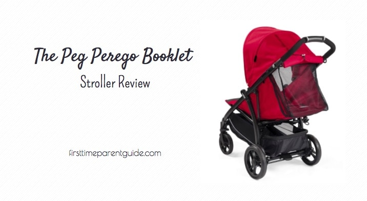 The Peg Perego Booklet Stroller Review
