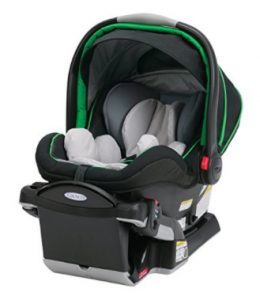 The Graco Click Connect Snugride 40