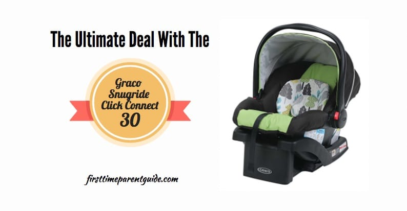 the graco car seat snugride 30