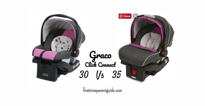 The Graco Snugride Click Connect 35 Vs Chicco Keyfit 30