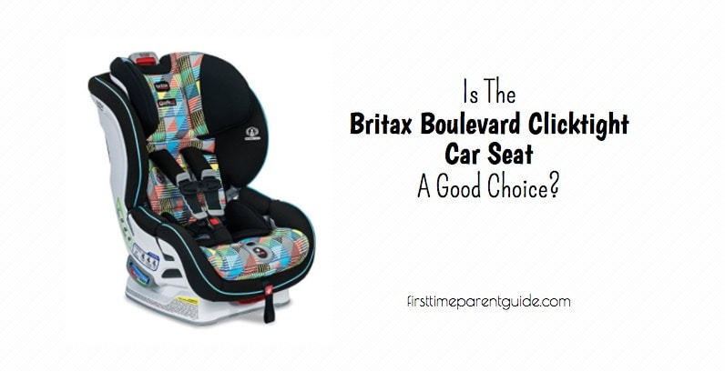 Is The Britax Boulevard Clicktight Car Seat