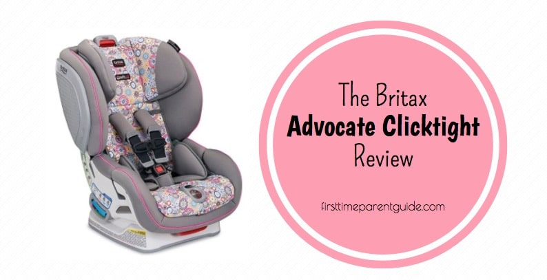 The Britax Advocate Clicktight Convertible Car Seat Review