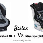 The Britax Roundabout Vs Marathon Clicktight