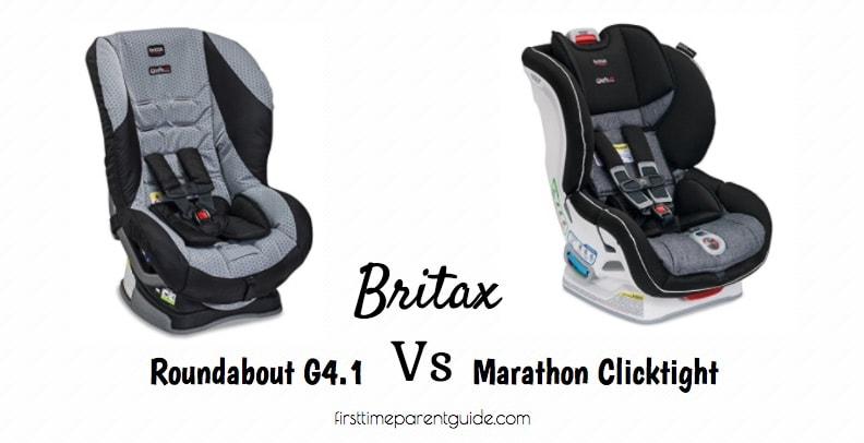 The Britax Roundabout Vs Marathon