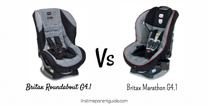 The Britax Roundabout Vs Marathon